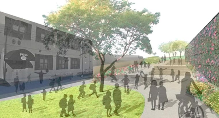 How might the QueensWay look? 2
