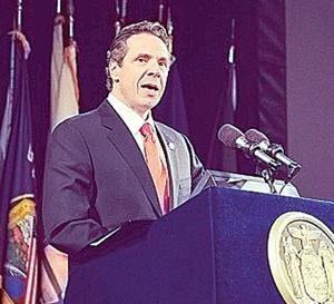 Cuomo signs Sandy tax relief legislation 1