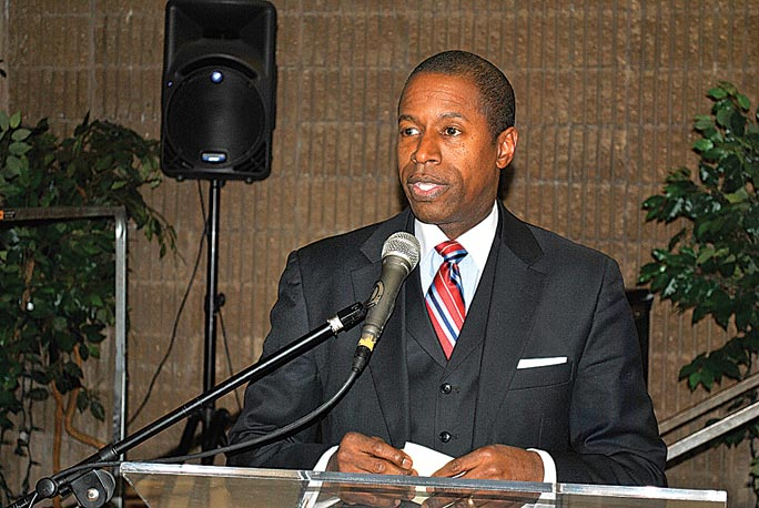 Sen. Malcolm Smith sought GOP mayoral nod in bribe scandal 1