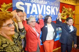 Stavisky defeats Jung in Senate race 1