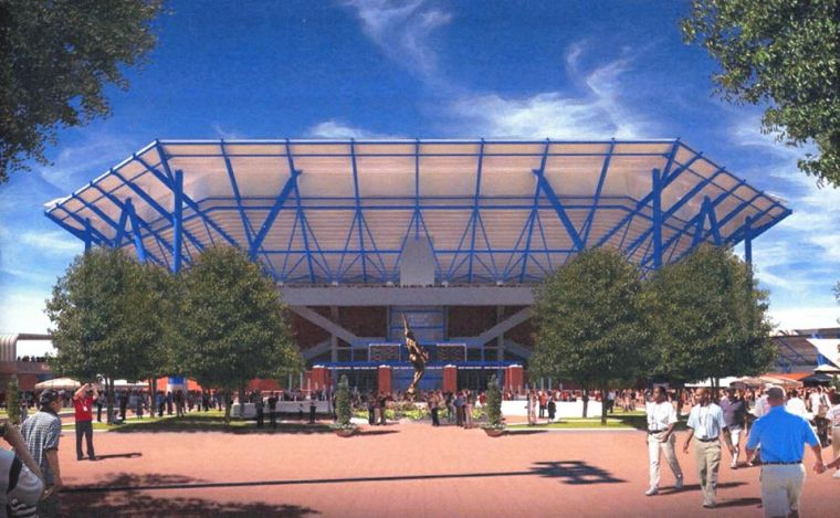 Stadium renovation to start in February 1