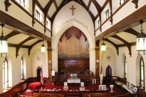 Presbyterian church makes history 3