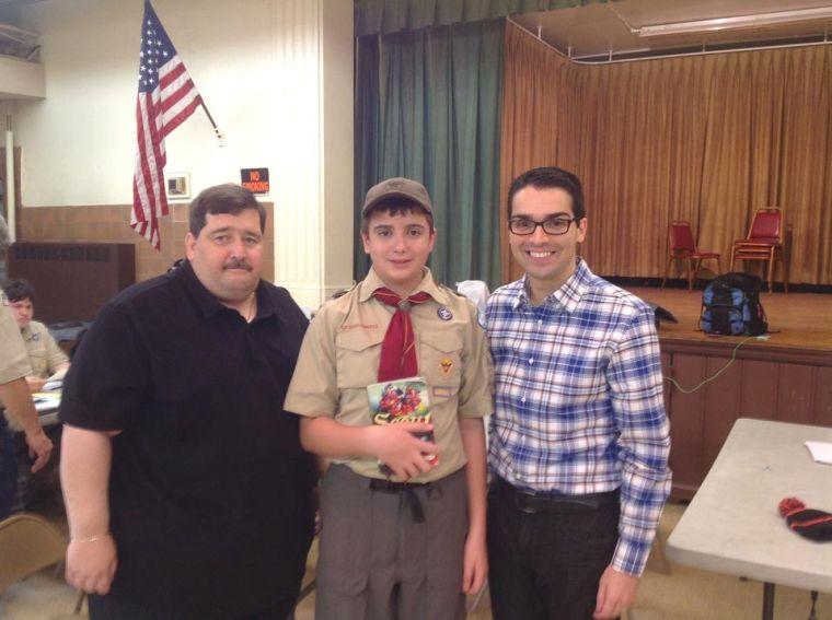 Scout fair 1