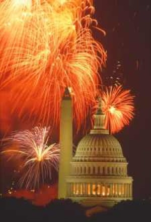 Celebrate the Fourth in Washington, D.C.