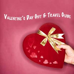 Valentine's Day gift and travel guide 1