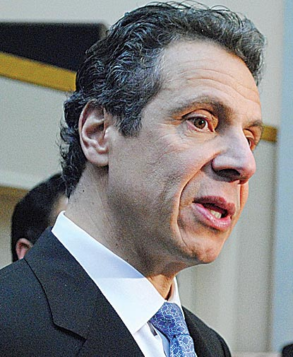 Cuomo casino plan met with frustration 1