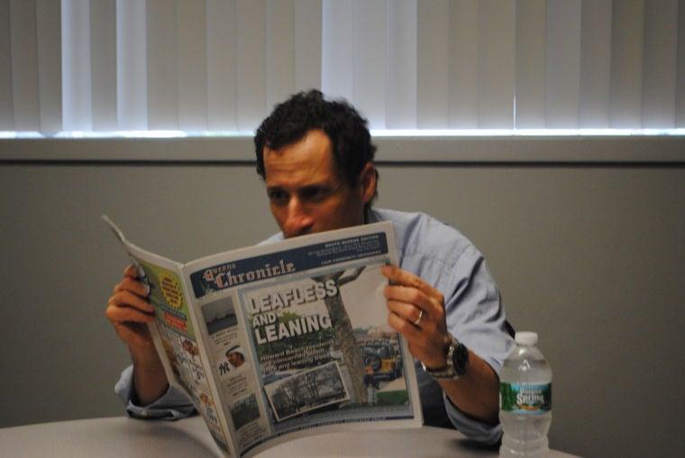 Anthony Weiner 4 Chronicle
