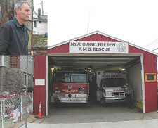 City's refusal angers Broad Channel fire chief