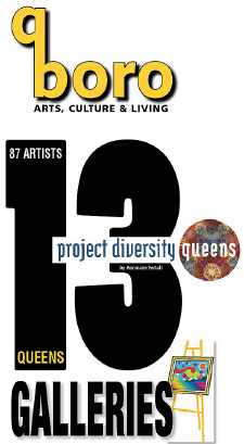 Boro-Wide Project Draws Local Artists Together
