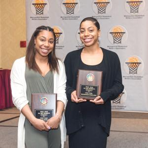 SJU, Queens College hoopsters honored 2