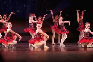 Steps Ahead Dance Studio's annual recital 2