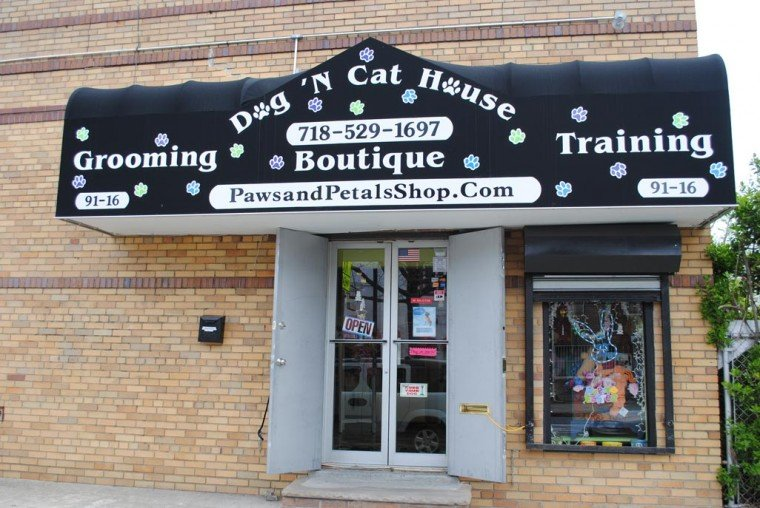 Pamper your pet at the Dog 'N Cat House Salon