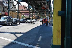 Peralta wants avenue under single precinct 1