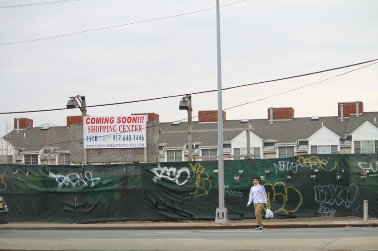 A decade on, Cross Bay lot still vacant 1