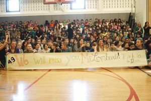 PS 49 honors its departing principal 1