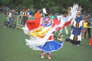 Crowd powwow'd at 103rd's NNOAC 1