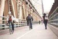 Bike commuters save hundreds