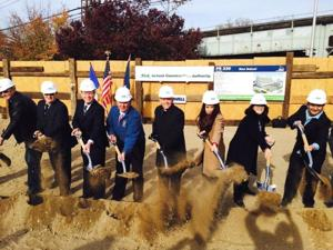 Woodside welcomes new public school 1