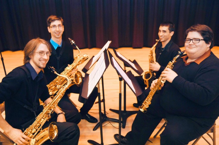 Queens Quartet Brings Bach to School 1
