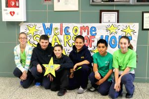 Sandy's young survivors let stars shine 1