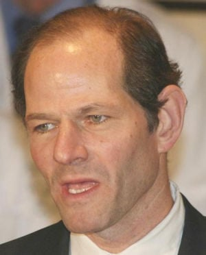 Ex-Gov. Spitzer runs for city comptroller 1