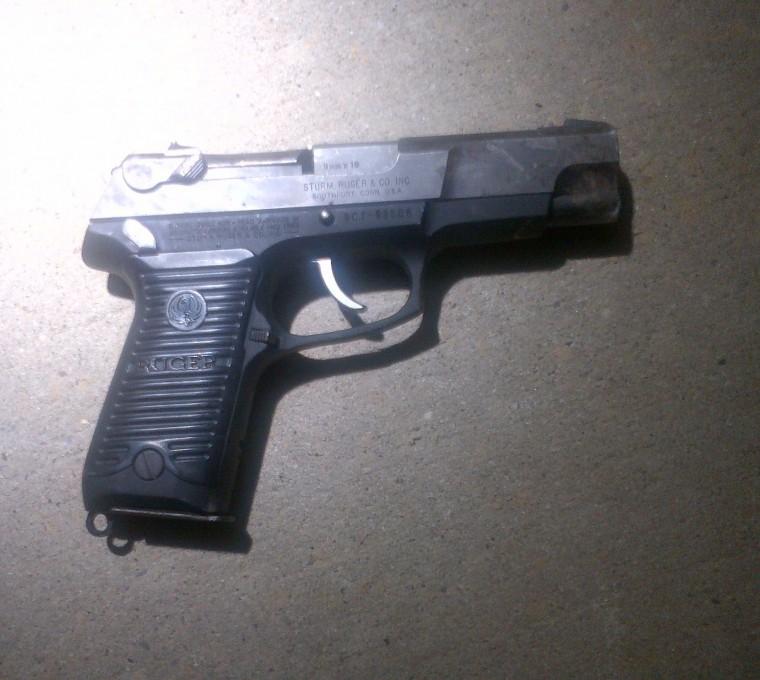 cop shot gun 1
