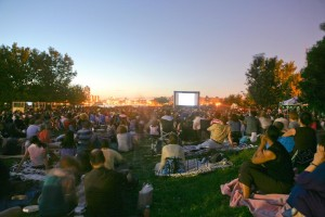 Free summer screenings under the stars 1