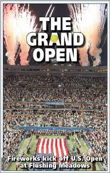Record Crowds Watch 2007 Open Kick Off