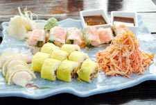 Aqua House: Hibachi Asian Fusion in Broad Channel