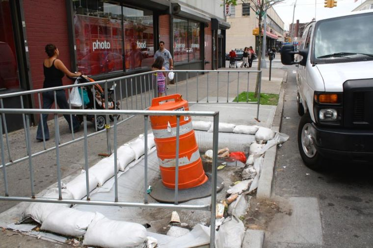 No 'respect' for Rego Park streets 1
