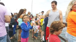 Kids are drawn to the lure of fishing 1