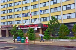 Pan Am Hotel turned into homeless shelter 1