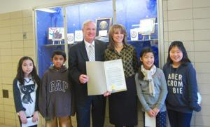 Little Neck school honored 1