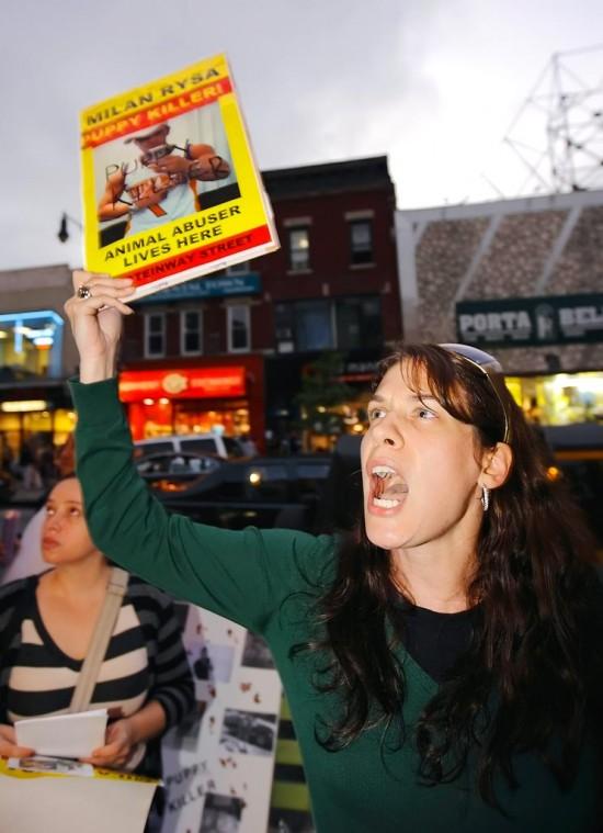 Astoria residents seek justice for Brooklyn 1