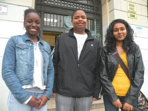 Jamaica High students succeed despite trials