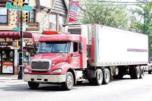 They just keep on truckin in Maspeth 1
