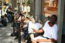 High Demand For iPhone Reaches Forest Hills