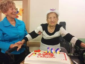 Celebrating 104 years of happiness 1