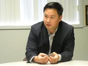 Assemblyman Kim discusses priorities 1