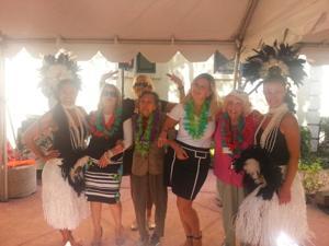 Aloha! Meadow Park luau 1