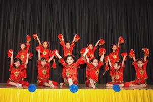 PS 203 celebrates Year of the Horse 1