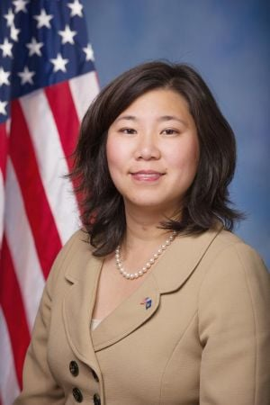 Rep. called a 'wonderful young Chinese woman' by Queens BP