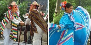 Colombian dance fills park in Sunnyside 1