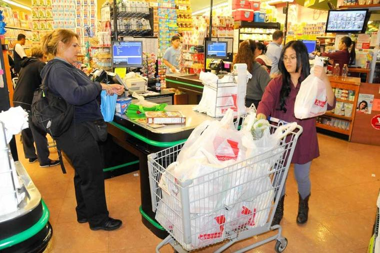 Most New Yorkers oppose bag fee: poll 1