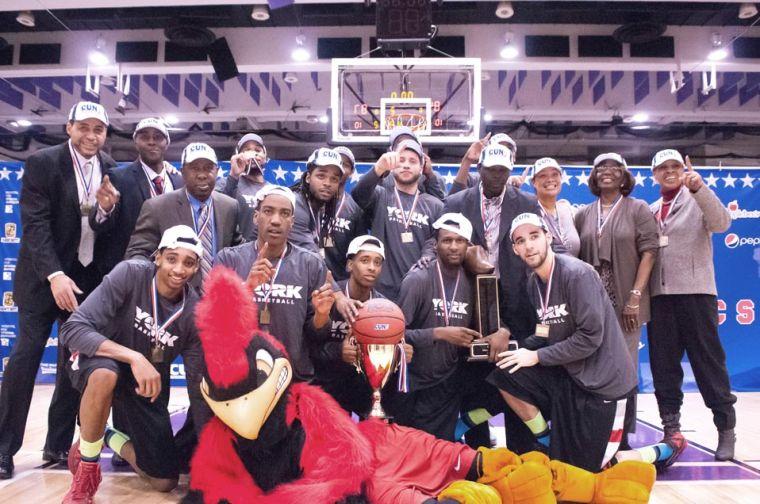 York goes to NCAA Div. III tournament 1