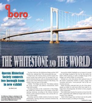 Whitestone Bridge meets World's Fair in exhibit 1