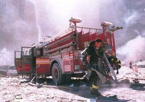 First responders get help in Queens 2