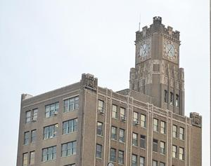 Fate of LIC clock tower remains hazy 1