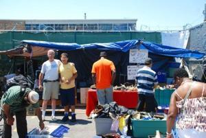 Aquaduck Flea Market: new home, same deals 1
