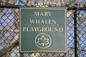 Renovations coming to Mary Whalen park 1